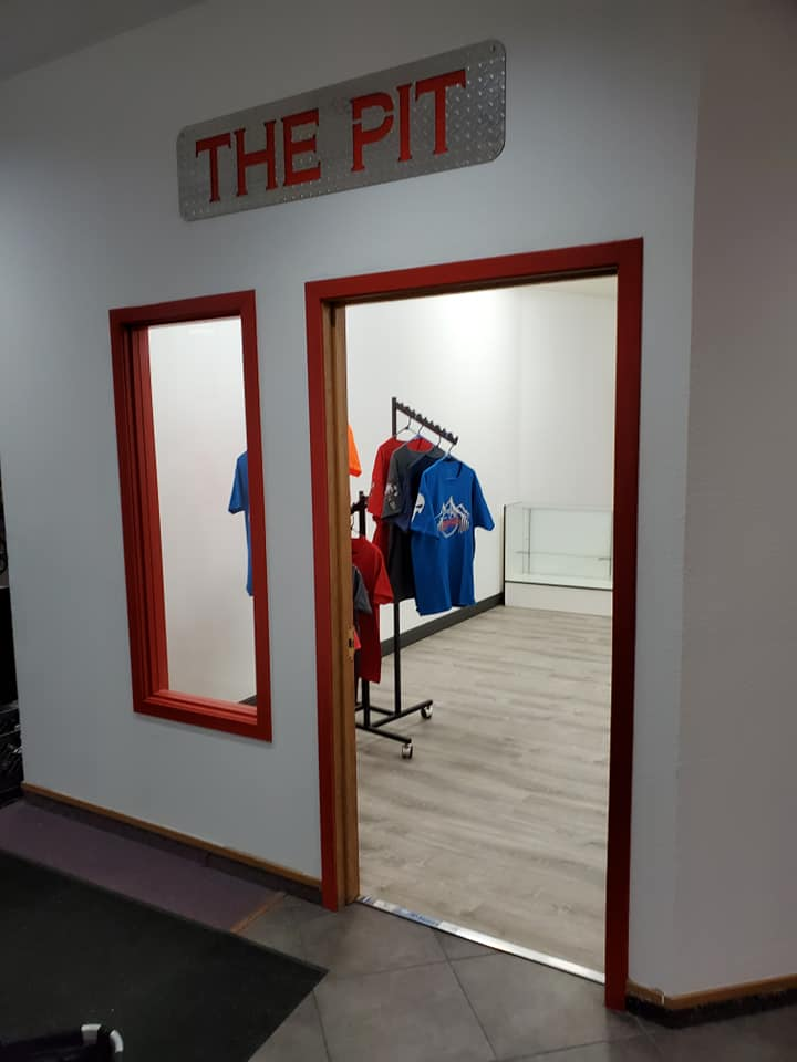 the pit store